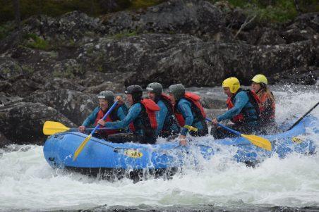 Turer og aktiviteter er viktig i FRI.