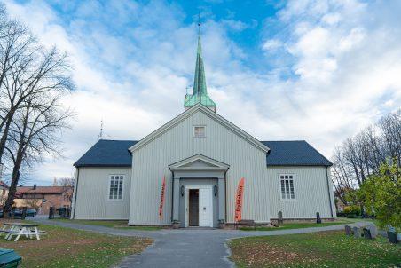 Strømsø kirke i Drammen